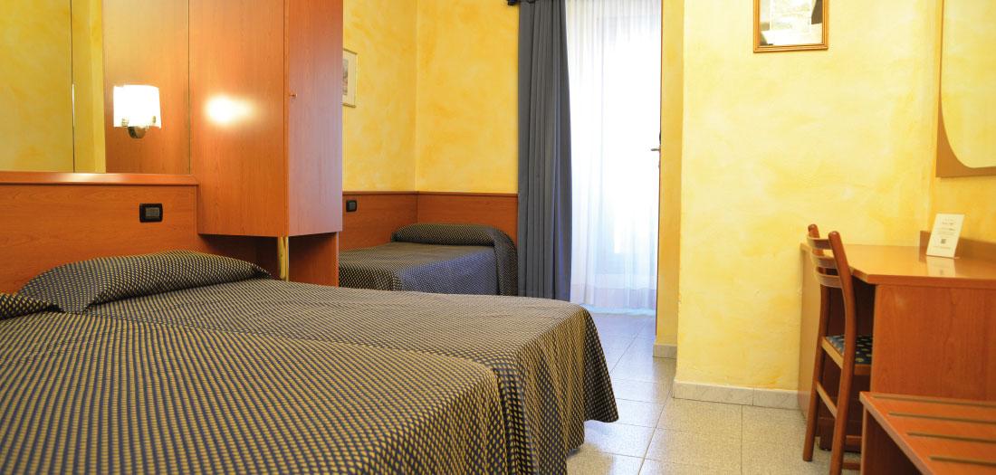 Chambres hotel aurora milano for Hotel aurora milano