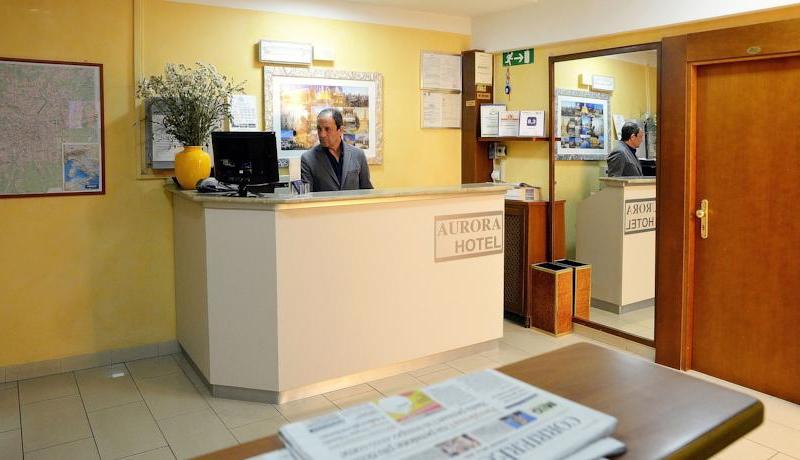 Gallery hotel aurora milano for Hotel aurora milano